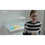 [思利满硅胶奶瓶] mix&match