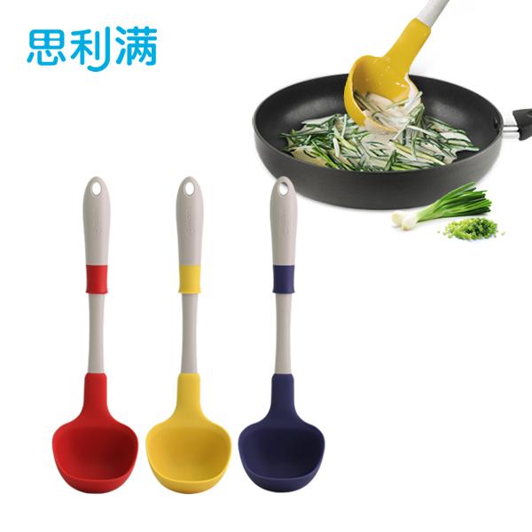 硅胶易握汤勺(小) WSK3274