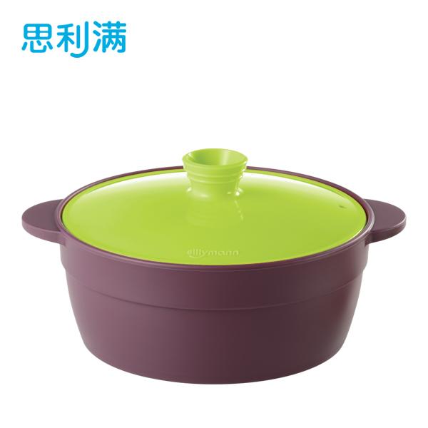 硅胶烹饪锅(18cm) WSK758