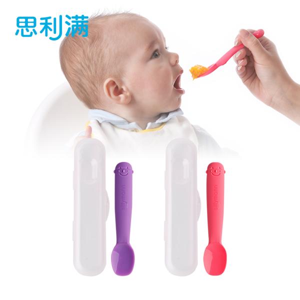硅胶婴儿勺(大) WSB235