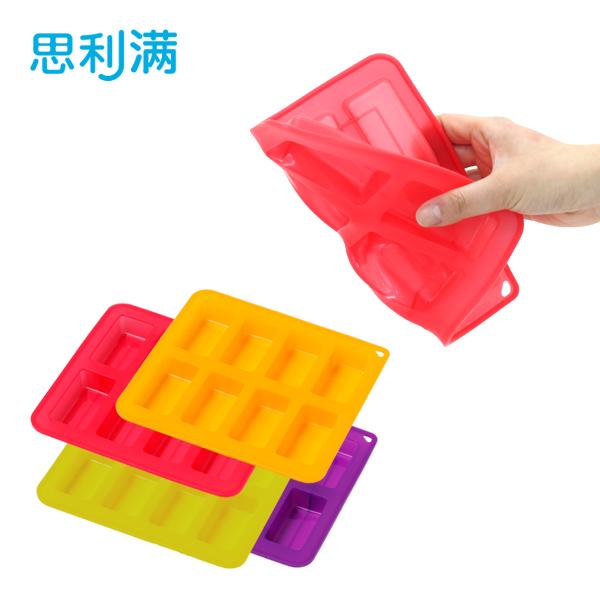 硅胶饼干, 冰格模具(方形)  WSK563