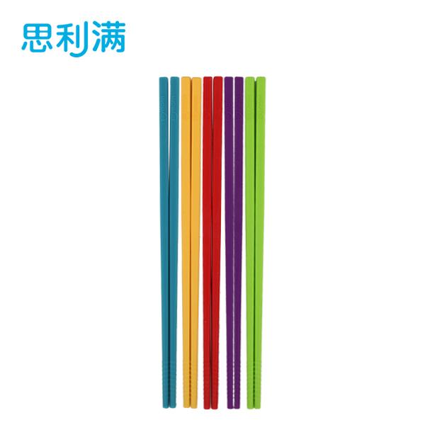硅胶筷子5件套装 WSK374