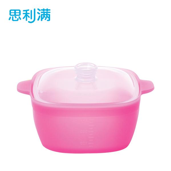 硅胶蒸蛋锅(方形) WSK752