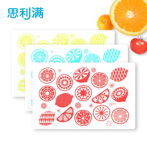 硅胶餐垫(水果型) WSK317