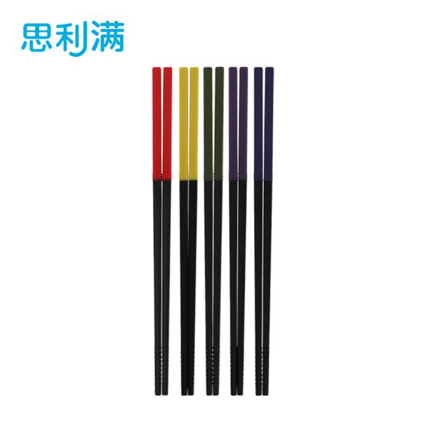 硅胶高级筷子5件套装 WSK3725
