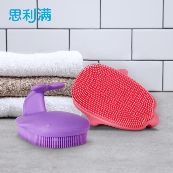 硅胶洗澡刷 WSB205