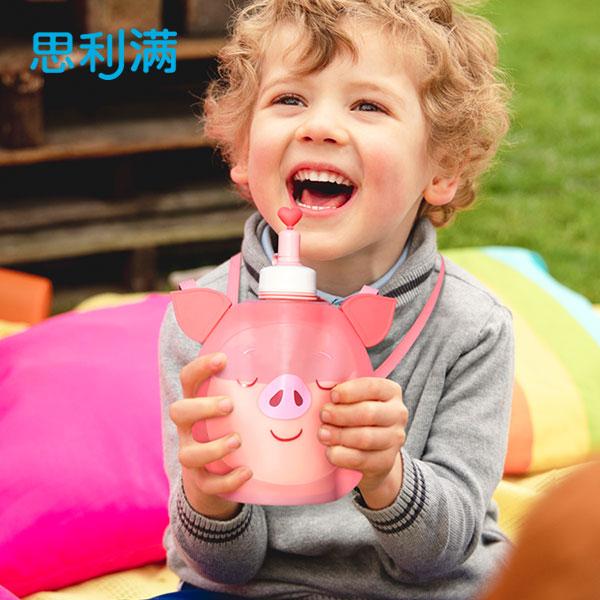 硅胶水袋(小猪) 350ml WSK427