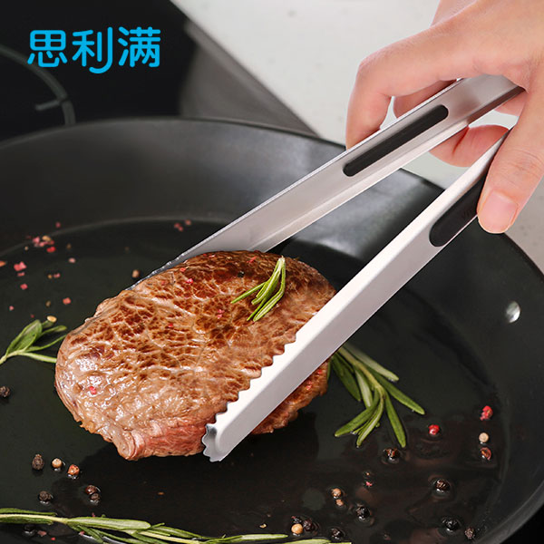 不锈钢料理夹子 WSK3297