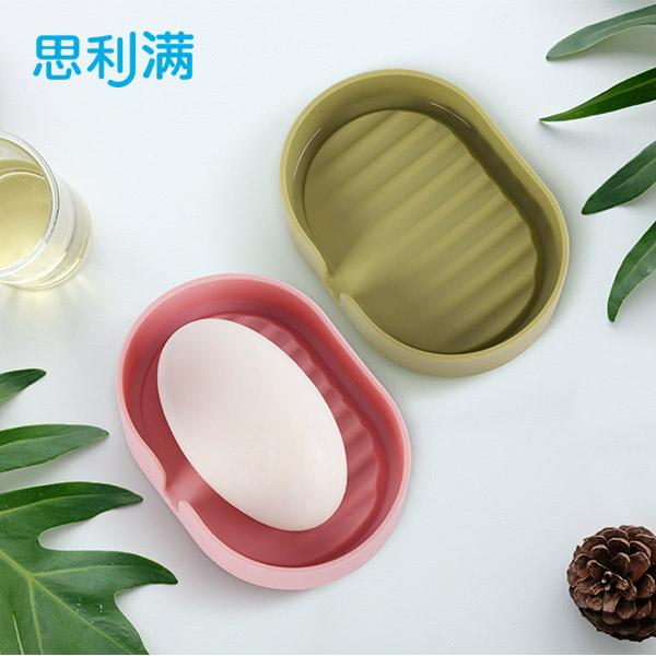 硅胶波浪肥皂垫 WSS307