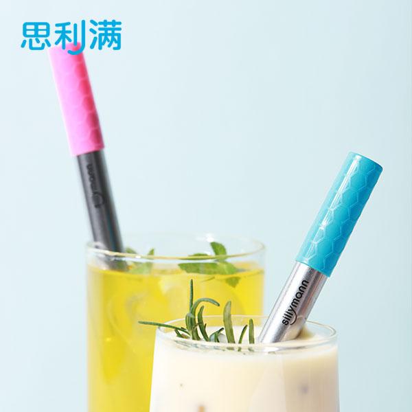 便携式不锈钢珍珠奶茶吸管套组 WSB2086
