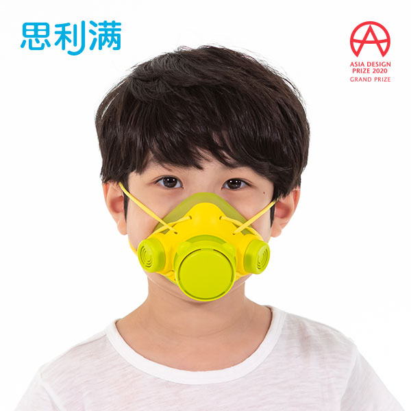 防雾霾儿童口罩套装 绿色 WSB227