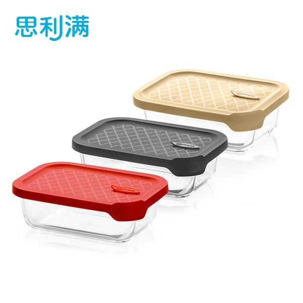 烤箱玻璃密封容器 630ml(长方形) WGK5020