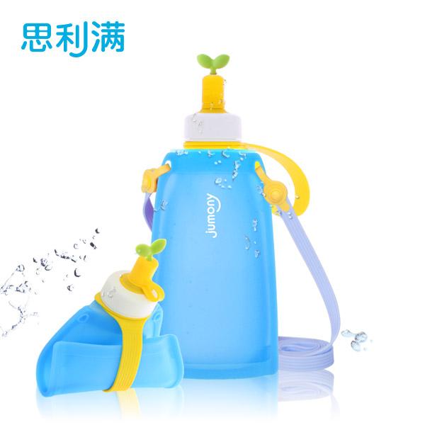 硅胶儿童朱莫妮(蓝色) WSK422